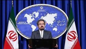 Người Phát ngôn Bộ Ngoại giao Iran Bahram Qassemi đã phủ nhận những tin đồn trên mạng Internet rằng cơ quan này đang chuẩn bị các động thái để rút khỏi JCPOA. Nguồn: IFP