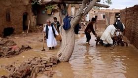 Lũ quét xảy ra hàng năm ở Afghanistan cướp đi sinh mạng của nhiều người. Nguồn: REUTERS