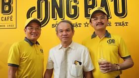 Cà phê Ông Bầu đạt hơn 100 điểm bán sau 4 tháng ra mắt