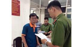 Ông Nguyễn Hải Nam (thẩm phán TAND quận 4). Ảnh: CHÍ THẠCH