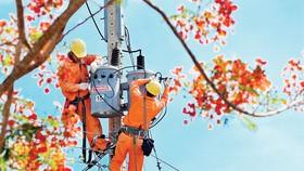 Kiểm tra bảo đảm vận hành an toàn hệ thống lưới điện để đảm bảo cấp điện ổn định trong dịp lễ 2-9