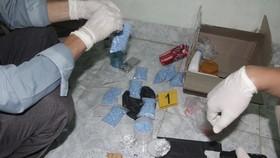 Phá đường dây mua bán ma túy liên tỉnh