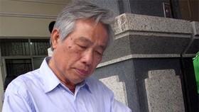 Nhà báo Đinh Phong. Nguồn: NLĐO