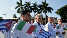 Đoàn bác sĩ quốc tế Cuba được đề cử Nobel Hòa bình