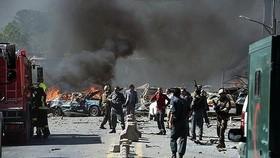 Đánh bom xe tại miền Đông Afghanistan, 13 người thiệt mạng 