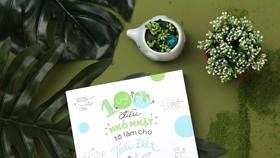 Sách truyền cảm hứng  bảo vệ môi trường