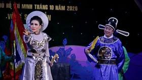 Trao 7 huy chương vàng tại cuộc thi Tài năng diễn viên sân khấu cải lương Trần Hữu Trang
