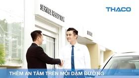 Thaco đồng hành cùng khách hàng miền Trung