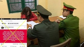 Nhiều trường hợp tung tin đồn không được kiểm chứng lên mạng xã hội đã bị cơ quan chức năng xử phạt nghiêm khắc