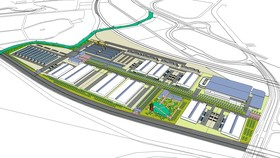 """""""Siêu cảng"""" Logistics do T&T Group làm chủ đầu tư dự kiến khởi công ngay tháng 12-2020"""
