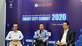 Lần đầu tiên trao giải thưởng về thành phố thông minh