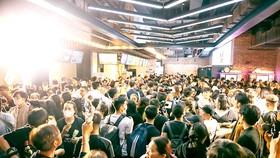 Khán giả luôn trông chờ những sản phẩm VHNT chỉn chu từ hoạt động XHH (Buổi ra mắt phim Ròm tại TPHCM vào tháng 9-2020)