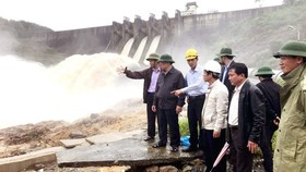 Bảo đảm an toàn cho thủy điện Hương Điền