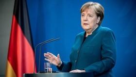 Thủ tướng Đức Angela Merkel vẫn đứng đầu danh sách những phụ nữ quyền lực nhất thế giới năm thứ 10 liên tiếp. Ảnh: REUTERS