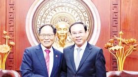 TPHCM - Hàn Quốc thúc đẩy hợp tác về chuyển đổi số