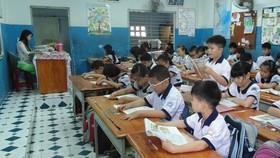 TPHCM: Đảm bảo chất lượng học sinh khi lên lớp