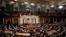 Toàn cảnh một phiên họp của Hạ viện Mỹ tại Washington DC. Ảnh: AP/TTXVN