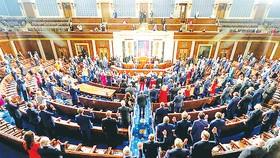Hạ viện mới của Mỹ họp phiên đầu tiên
