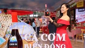 CHIN-SU Cá Cơm Biển Đông hội cùng Tết Việt sum vầy