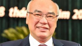 Đồng chí Phan Nguyễn Như Khuê, Ủy viên Ban Thường vụ Thành ủy,  Trưởng Ban Tuyên giáo Thành ủy TPHCM