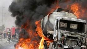 Nigeria: Nổ xe bồn chở gas, ít nhất 4 người thiệt mạng