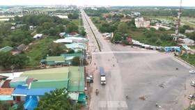 Cao tốc TPHCM - Tây Ninh: Tuyến đường kinh tế đối ngoại
