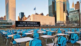 Thông điệp từ Lớp học đại dịch của Liên hiệp quốc
