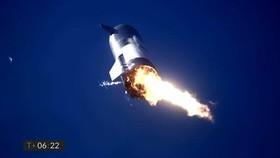 Tên lửa Starship của SpaceX gặp sự cố lần thứ 3