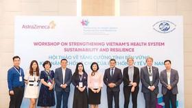 AstraZeneca tham gia đề xuất củng cố hệ thống y tế Việt Nam