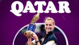 Kvitova và danh hiệu Qatar Open
