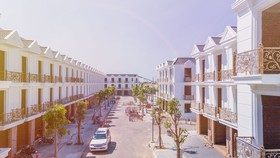 Một dự án xây sẵn tại TP Dĩ An (Bình Dương) vừa được tung ra thị trường