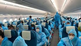 Quản lý chặt các chuyến bay nhập cảnh Việt Nam
