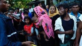 WFP kêu gọi cứu trợ người dân Myanmar