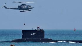 Phát hiện vật thể nghi tàu ngầm Indonesia mất tích