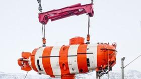 Tàu ngầm Priz AS-28 được giải cứu thành công
