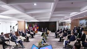 Hội nghị các Nhà lãnh đạo ASEAN. Ảnh: TTXVN