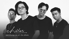 Ban nhạc trẻ Chillies