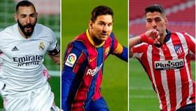 Cuộc đua La Liga liệu sẽ chính thức hạ màn trước vòng đấu cuối?
