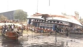 Chìm phà tại Nigeria, hơn 100 người mất tích