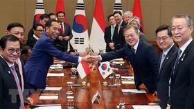 Indonesia và Hàn Quốc hợp tác phát triển chính phủ điện tử