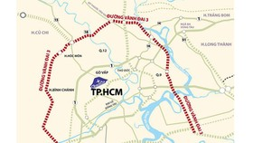 Khẩn trương triển khai dự án đường Vành đai 3, 4 và cao tốc TPHCM - Mộc Bài