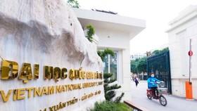 ĐH Quốc gia Hà Nội vào Tốp 300 ĐH khu vực châu Á