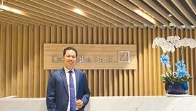 Ông Huỳnh Bửu Quang, Tổng Giám đốc Deutsche Bank Việt Nam