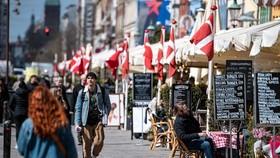 Các hộ gia đình tại Đan Mạch giàu nhất EU