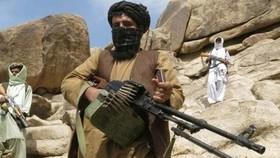 Các tay súng Taliban tại một khu vực ở Afghanistan. Ảnh: IRNA/TTXVN