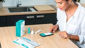 Một bộ kit xét nghiệm nhanh được FDA cấp phép tại Mỹ