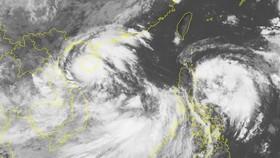 Áp thấp mạnh thành áp thấp nhiệt đới