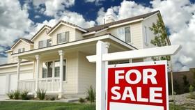 Giá nhà ở Mỹ tăng kỷ lục