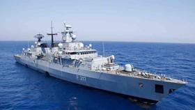 Khinh hạm Bayern của Hải quân Đức hiện diện tại Biển Đông lần đầu tiên sau gần 2 thập kỷ. Nguồn: Defense News