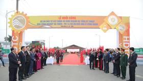Khởi công dự án đầu tư xây dựng và kinh doanh kỹ thuật  KCN Bá Thiện - PK 1 và dự án khu nhà ở công nhân